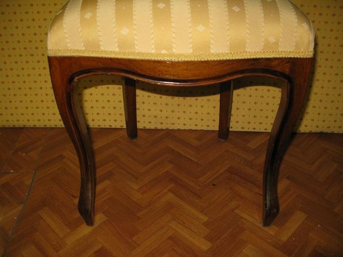 sedie luigi filippo il tempo dei ricordi antichit e